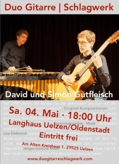 Plaktat  - Duo Gitarre|Schlagwerk